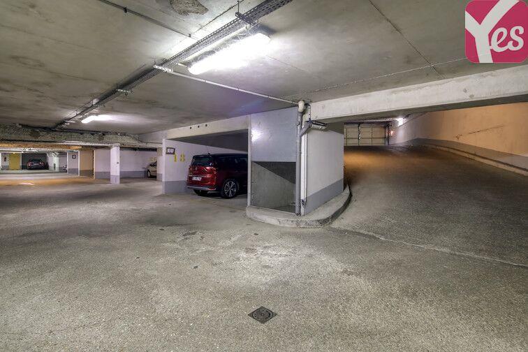 Parking Les Moulineaux - quai de Stalingrad à louer