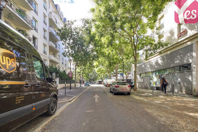 Parking Les Moulineaux - quai de Stalingrad 24/24 7/7