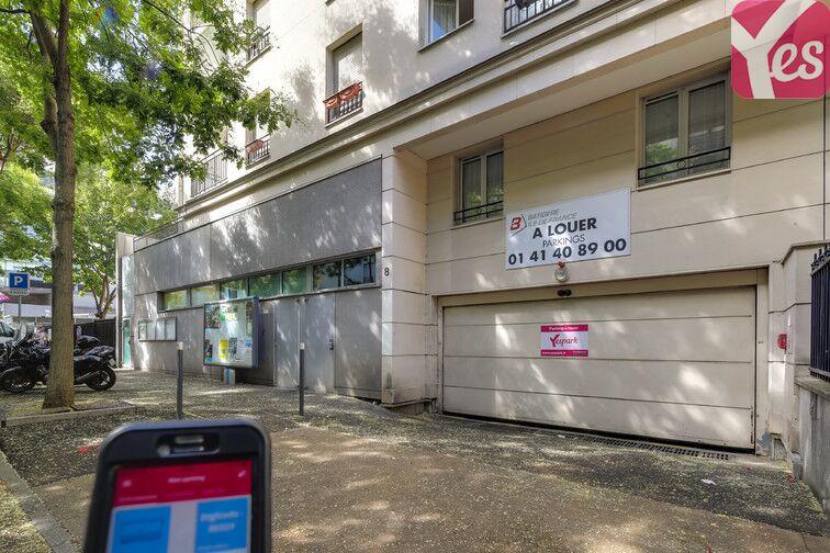 location parking Les Moulineaux - quai de Stalingrad