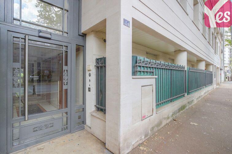 Parking Gare RER Issy sécurisé