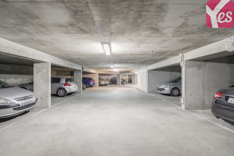 Parking Gare RER Issy pas cher