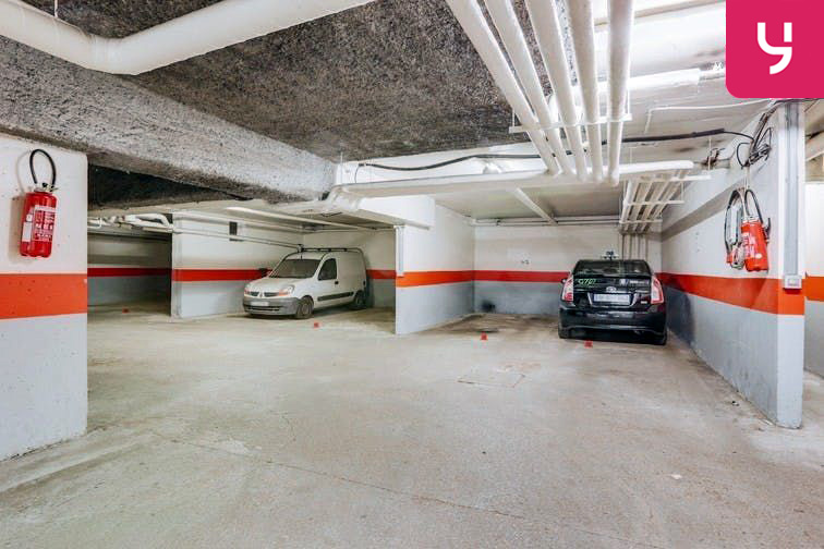 Parking Place Camille Desmoulins - Villepinte (box) location mensuelle