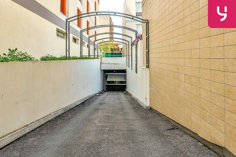 Parking Résidence Ilot St Pierre - Nice (place moto) location