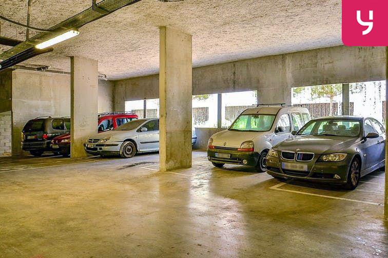 Parking Résidence Ilot St Pierre - Nice (place moto) pas cher