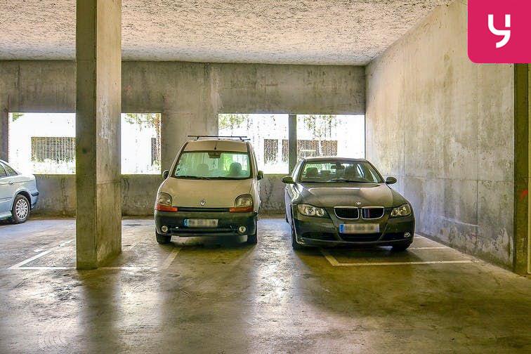 Parking Résidence Ilot St Pierre - Nice (place moto) 24/24 7/7