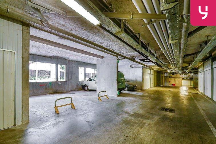 Parking Résidence Ilot St Pierre - Nice (place moto) garage
