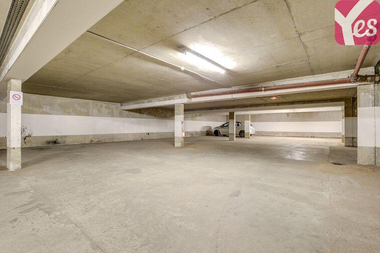 Parking Gare de Vaise - Lyon 9 pas cher