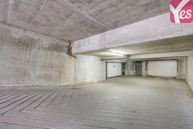 Parking Gare de Vaise - Lyon 9 garage