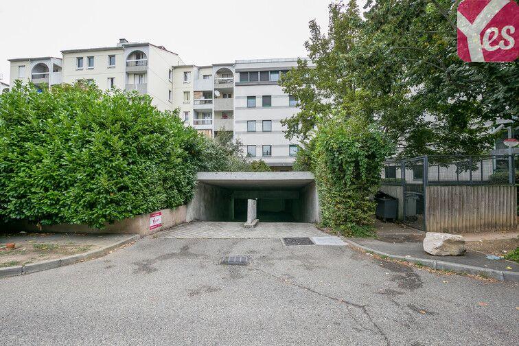 Parking Gare de Vaise - Lyon 9 souterrain