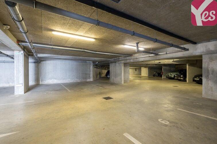 Parking Bordeaux - Caudéran - Poujeau 33200