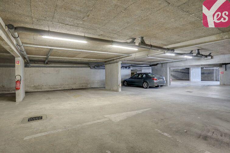Parking Bordeaux - Caudéran - Poujeau garage