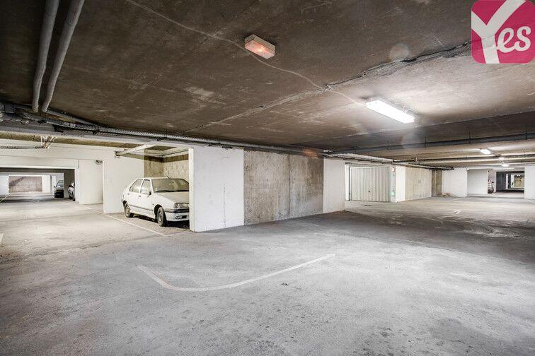 Parking Bègles - Mairie - Bourg sécurisé