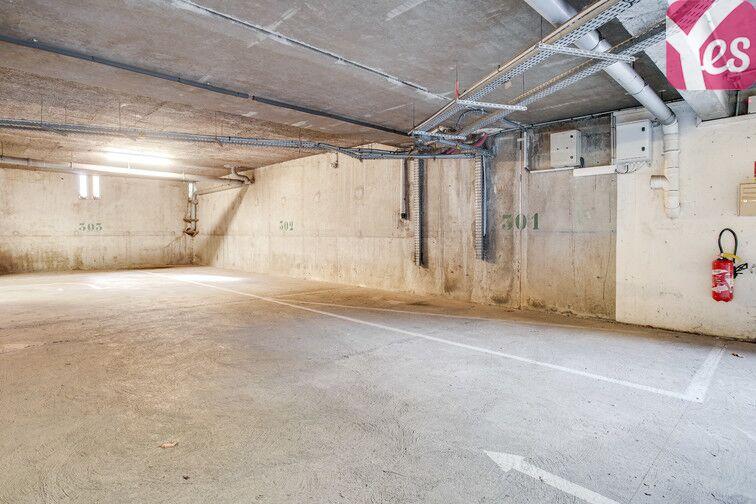 Parking Bègles - Mairie - Bourg gardien