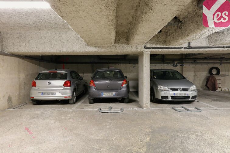 Parking Reuilly - Diderot Paris