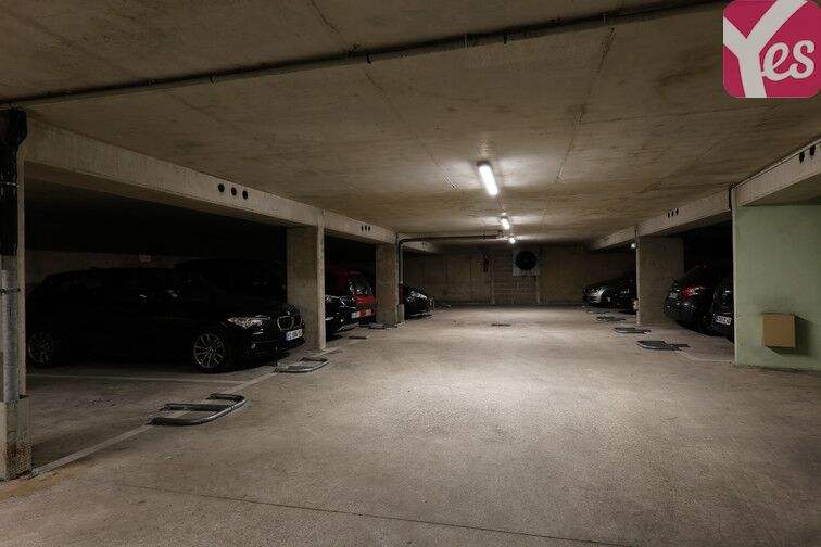 Parking Reuilly - Diderot Paris