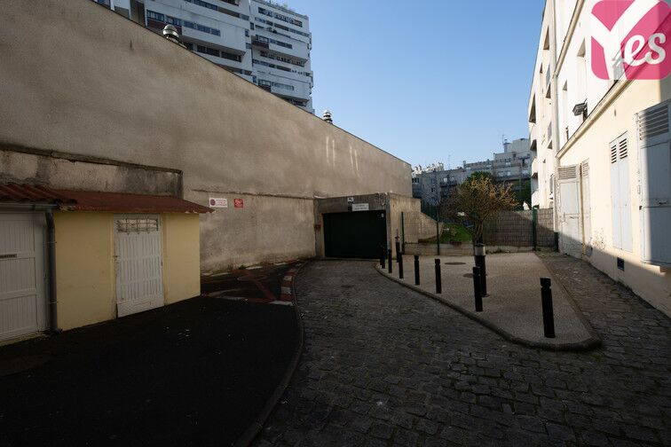 Parking Reuilly - Diderot 24/24 7/7