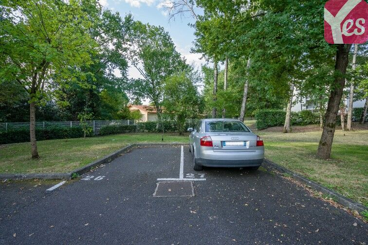 Parking La Châtaigneraie - Pessac caméra