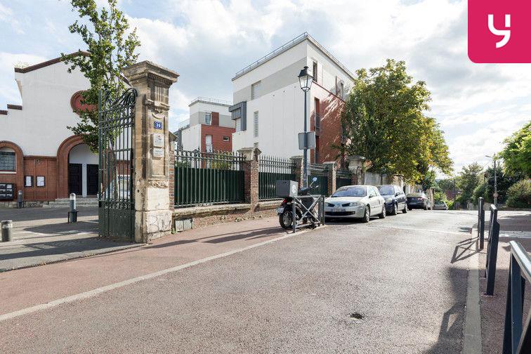 Parking Ormeaux - Renards - Fontenay-aux-Roses - Places motos 92260