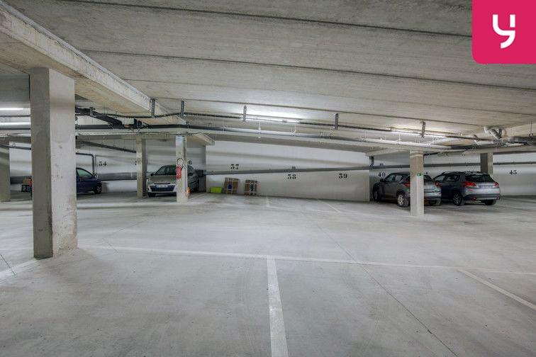 Parking Ormeaux - Renards - Fontenay-aux-Roses (place moto) gardien