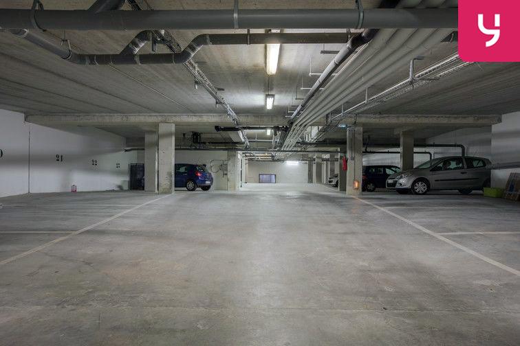 Parking Ormeaux - Renards - Fontenay-aux-Roses - Places motos box
