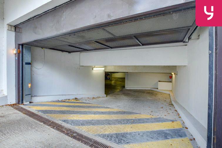 Parking Ormeaux - Renards - Fontenay-aux-Roses (place moto) caméra