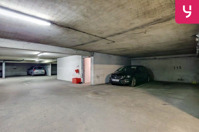 Parking Val d'Osne - Rés. Meunerie - Saint-Maurice - Places motos souterrain