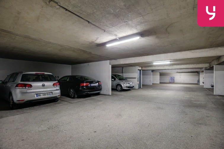 Parking Val d'Osne - Rés. Meunerie - Saint-Maurice (place moto) box