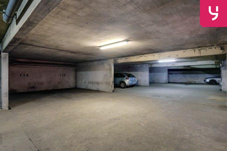 Parking Val d'Osne - Rés. Meunerie - Saint-Maurice - Places motos garage