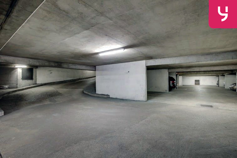 Parking Val d'Osne - Rés. Meunerie - Saint-Maurice - Places motos gardien
