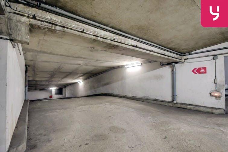 Parking Val d'Osne - Rés. Meunerie - Saint-Maurice - Places motos 94410