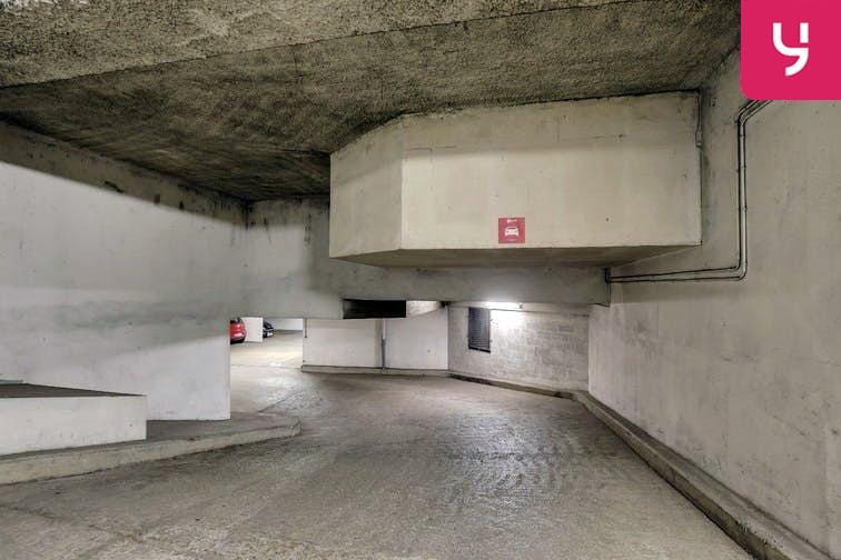 Parking Val d'Osne - Rés. Meunerie - Saint-Maurice - Places motos box