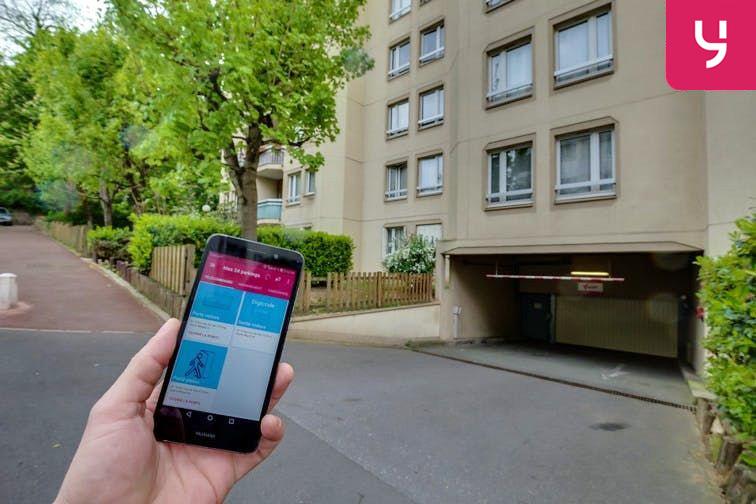 location parking Val d'Osne - Rés. Meunerie - Saint-Maurice (place moto)