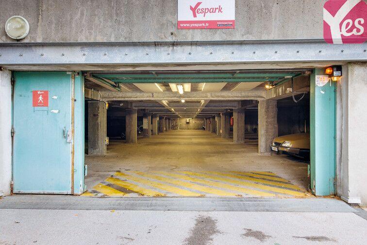 Parking Saint-Étienne - Saint-Roch - Vivaraize - Valbenoite - Centre Deux caméra