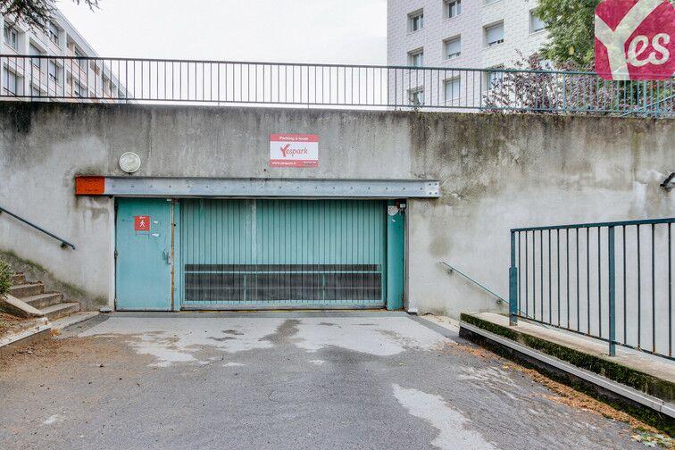 Parking Saint-Étienne - Saint-Roch - Vivaraize - Valbenoite - Centre Deux 42100