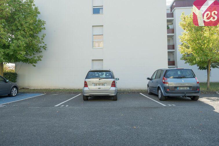 Parking Hôpital Haut-Lévêque - Pessac sécurisé