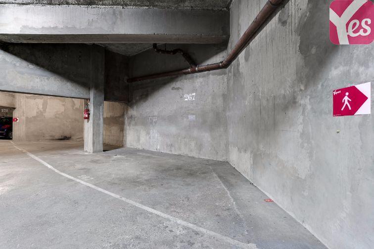 Parking Mairie de Palaiseau gardien