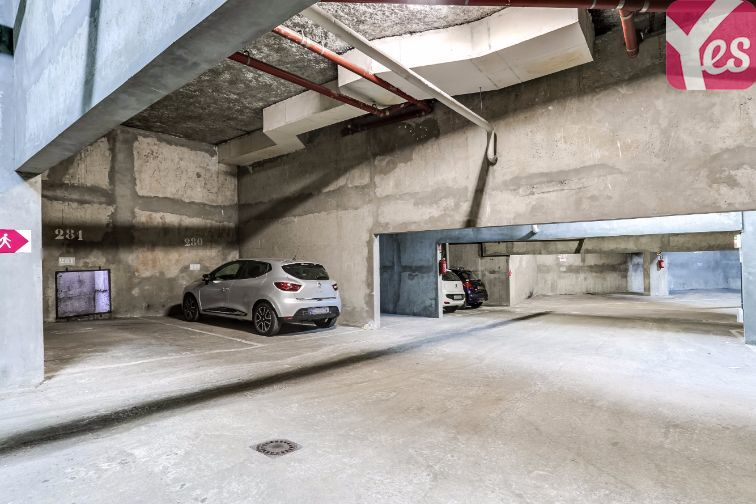 Parking Mairie de Palaiseau en location