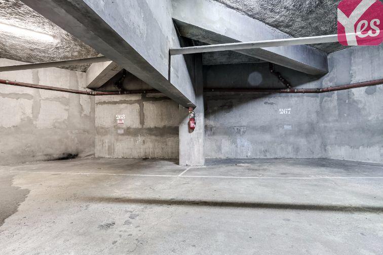 Parking Mairie de Palaiseau sécurisé