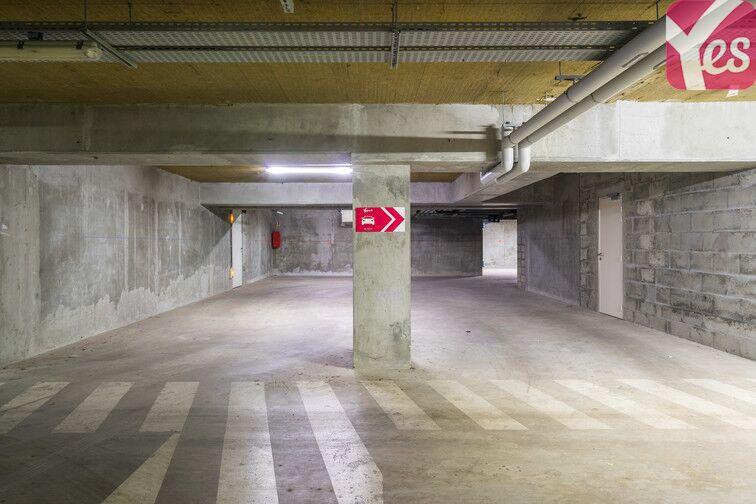 Parking Bibliothèque du Grand Parc - Bordeaux souterrain