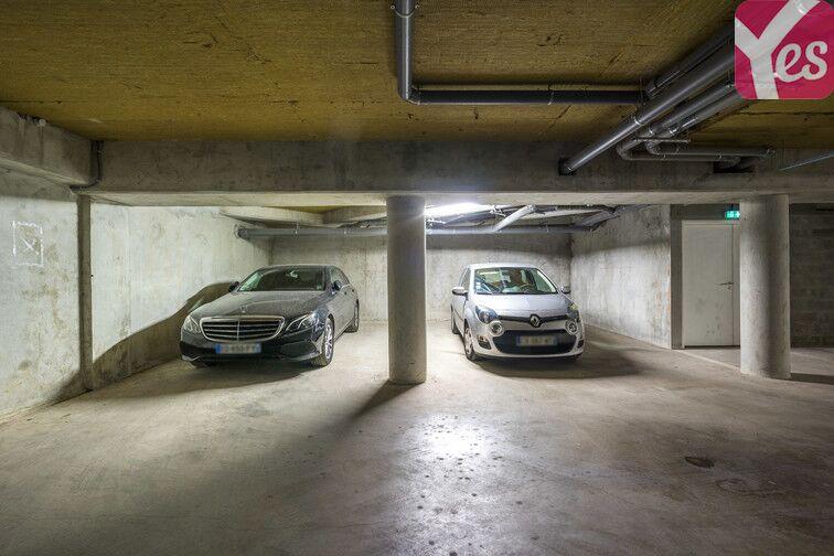 Parking Bibliothèque du Grand Parc - Bordeaux location