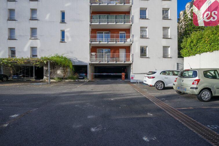 Parking Victor Hugo - Saint-Augustin - Bordeaux caméra