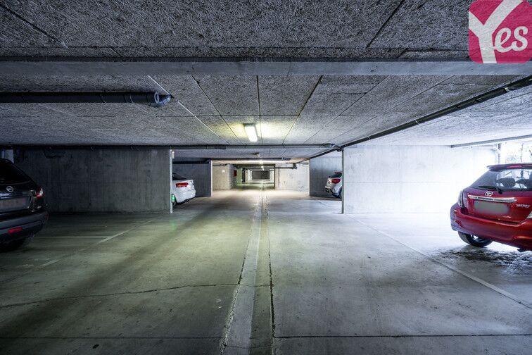 Parking Victor Hugo - Saint-Augustin - Bordeaux sécurisé