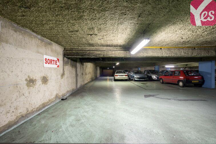 Parking Mériadeck - Bordeaux 10 rue Père Dieuzaide
