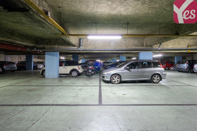 Parking Mériadeck - Bordeaux sécurisé