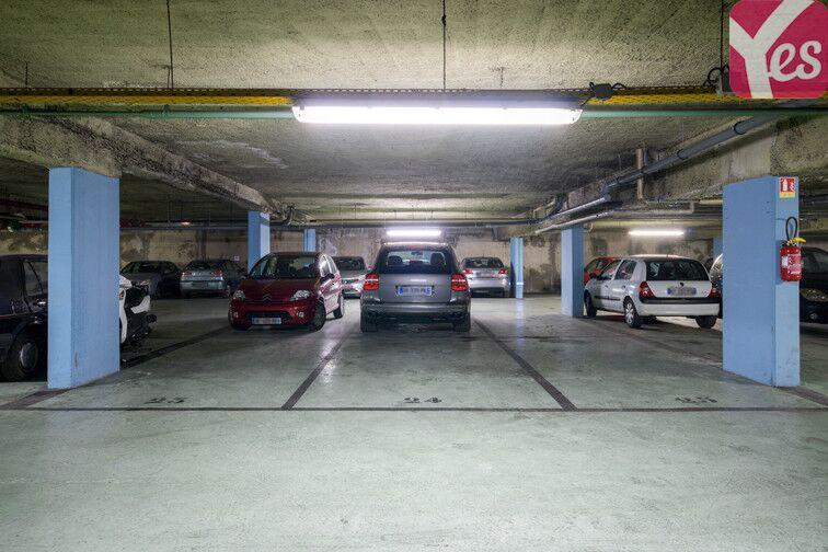 Parking Mériadeck - Bordeaux caméra