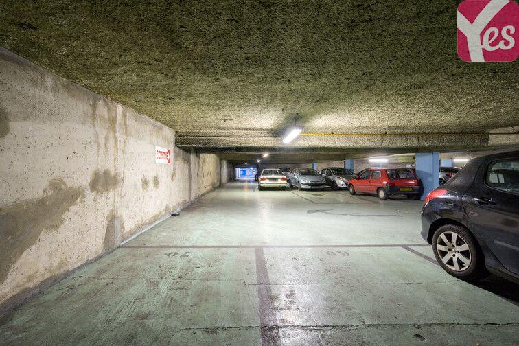 Parking Mériadeck - Bordeaux garage