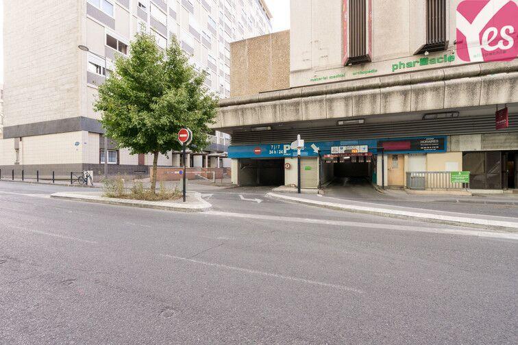 Parking Mériadeck - Bordeaux 24/24 7/7