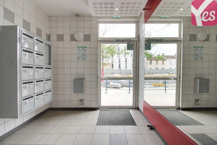 Parking Place Julien Duret - Lyon 8 location mensuelle