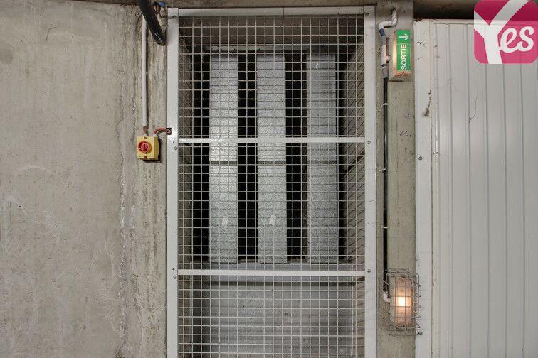 Parking Place Julien Duret - Lyon 8 caméra