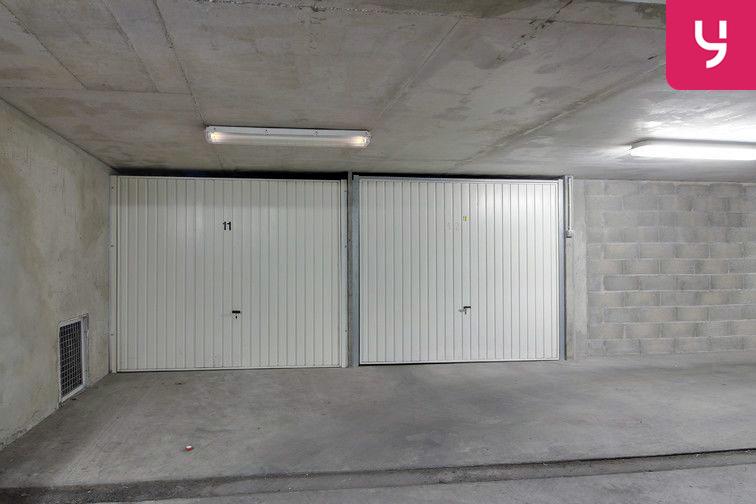 Parking Place Julien Duret - Lyon 8 24/24 7/7